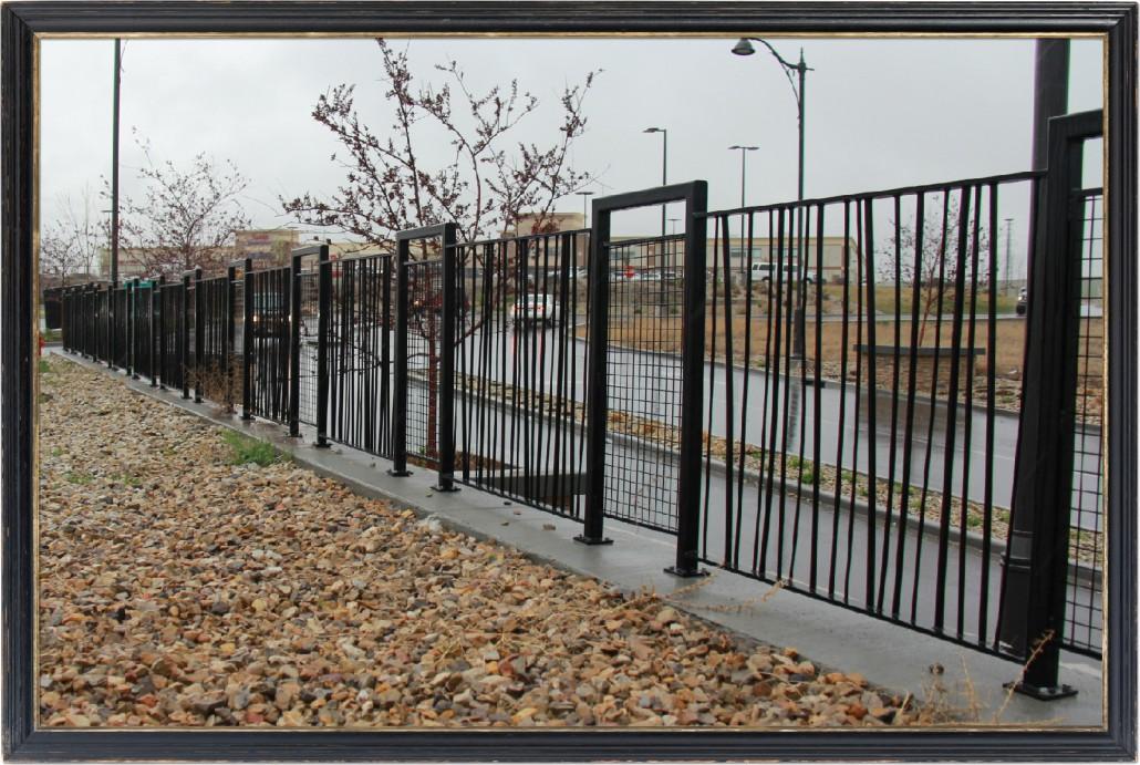 Aluminum Western Fence Co